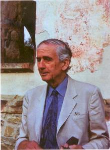 Sherban Cantacuzino, ICOMOS-UK President Emeritus
