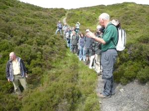 ICOMOS-UK visit to Blaenavon landscape