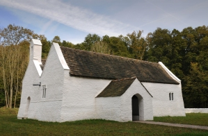 St Teilo's Church, St Fagans © St Fagans: National History Museum
